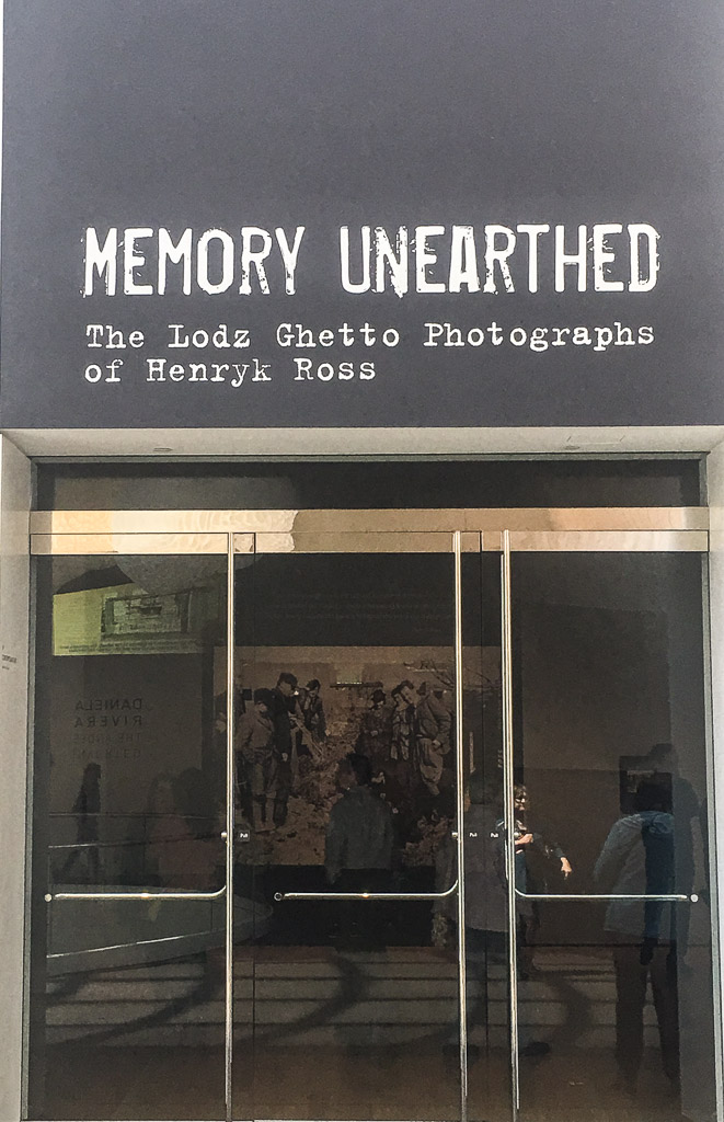 The Power of Photography: Memory Unearthed, The Lodz Ghetto Photographs of Henryk Ross