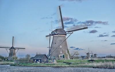 Kinderdijk Windmills 2