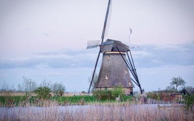 Kinderdijk Windmills 4