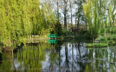 Monet Garden 1
