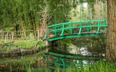 Monet Garden 2