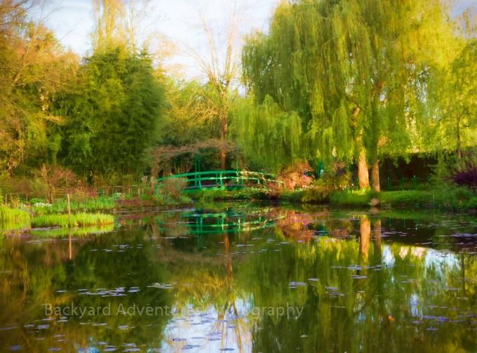"Le Jardin d""eau (Monet's Water Garden)"